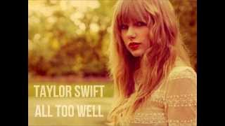 Download Taylor Swift- All Too Well Lyrics Video