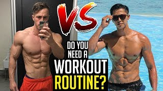 Download Do you NEED a Training Routine? (PROS & CONS) Video