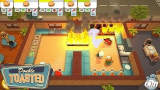 Download Final Fantasy 15 DELAYED!!! / Overcooked - The High Score - Double Toasted Highlight Video
