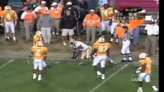 Download 1999 Fiesta Bowl highlights: Tennessee vs. Florida State Video