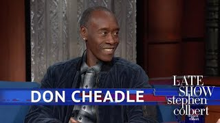 Download Don Cheadle: The Oscars Are Fun (From Home) Video