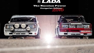 Download Lada The Russian Power [Hungarian Edition 2016] -ofonrallyvideo Video