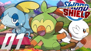 Download Pokémon Sword and Shield - Episode 1 | Galar Gang! Video