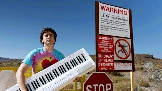 Download I Played Piano at Area 51 Video
