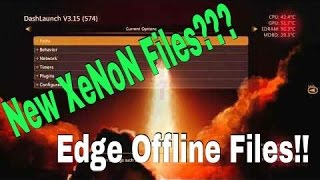 Download New XeNoN??? Edge Offline Files (17489) Try It out! Video
