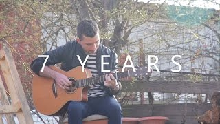 Download 7 Years - Lukas Graham (fingerstyle guitar cover by Peter Gergely) Video