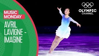 Download Yuna Kim's 'Imagine' At Sochi 2014 Olympics Figure Skating Gala | Music Monday Video