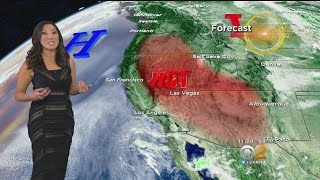 Download Amber Lee's Weather Forecast (June 23) Video