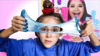 Download KARINA GARCIA SLIME!! - TESTING GLITTER SLIME Video