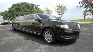 Download Building a Lincoln MKT Premiere Limousine Video