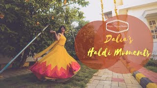 Download The Best Haldi Video Ever - Dalia's Haldi Moments Video