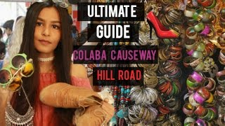 Download Ultimate Guide To Colaba Causeway/ Huge Try-On Haul Video