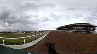 Download GoPro VR: Triple Crown Winner - American Pharoah Video