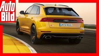 Download Zukunftsaussicht: Audi RS Q8 (2019) Details / Erklärung Video