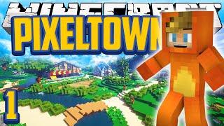 Download Minecraft Mods Pixelmon 'Pixeltown' Adventure ″Pallet Town!″ Ep 1 (Minecraft Pixelmon, Pokemon Mod) Video
