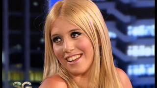 Download Wanda Nara y Maxi López, familia numerosa - Susana Giménez 2008 Video