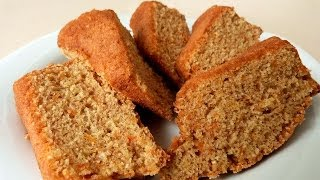 Download Carrot Cake Recipe | Hazelnut Cake with Carrot Video