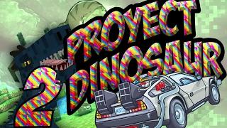 Download BUSCANDO RECURSOS!!! - NECESITAMOS UN DELOREAN!! - MINECRAFT!! Proyect Dinosaur #2 Video