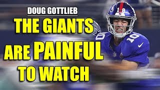 Download Doug Gottlieb: The Giants are Painful to Watch Video