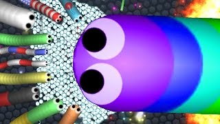 Download 47K+ MASS EVERYONE WANTS TO KILL ME! - Slither.io Top Player Highscore (Slither.io Hack / Mod) Video