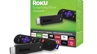 Download Unboxing and Review 'New' Quad Core Roku Stick (2016) Video