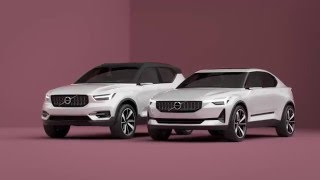 Download The Future Of Volvo Cars Video