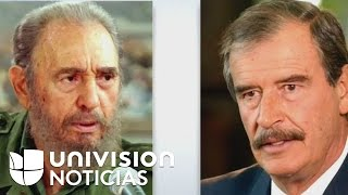 Download El día en que Fidel Castro desató una crisis política con México Video