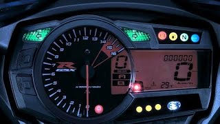 Download 2011-2014 Suzuki GSXR 750 Shift Light Tutorial Video