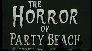 Download MST3K - 817 - The Horror of Party Beach Video