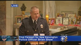 Download New Kensington Police Chief Delivers Emotional Eulogy Video