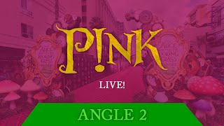 Download P!nk Live - Angle 2 from the World Premiere - Alice Through The Looking Glass Video