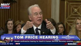Download PART 2: Tom Price Confirmation Hearing, CONTROVERSIAL Secretary of Health & Human Services Nominee Video