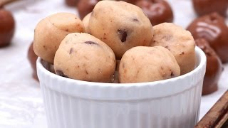 Download Chocolate Chip Cookie Dough Truffles Video