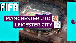 Download FIFA PREDICTS - MANCHESTER UNITED VS LEICESTER CITY - PREMIER LEAGUE 2017/18! Video