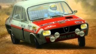 Download Xtreme Rally Cars (XRC). Renault 12 Gordini. rFactor Video