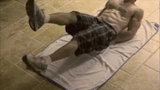 Download Six Pack Abs Core Workout Video