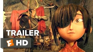 Download Kubo and the Two Strings Official Trailer #2 (2016) - Charlize Theron, Rooney Mara Animated Movie HD Video