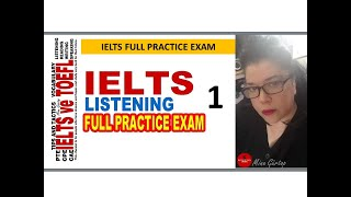 Download 1-IELTS LISTENING FULL PRACTICE EXAM WITH KEY (KEY: 32.18) Video