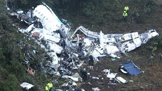 Download Plane Crash Carrying Brazilian Soccer Team Leaves 75 Dead Video
