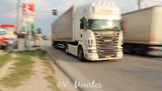 Download Scania R500 ″Eagle″ Team Video