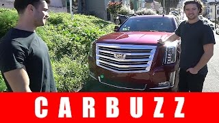 Download 2017 Cadillac Escalade - Reality Review Video