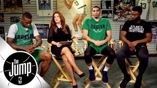 Download [FULL] Jayson Tatum, Jaylen Brown, Terry Rozier on Celtics overcoming adversity | The Jump | ESPN Video