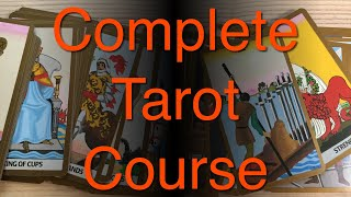 Download Complete Tarot Card Reading Course - part 1 Video