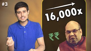 Download Amit Shah's son, Adani & Ambani | Ep 3 The Dhruv Rathee Show Video