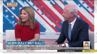Download VetDogs Sully Meets Captain Sully Sullenberger on TODAY Video