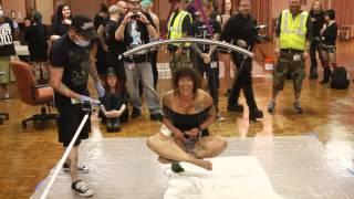 Download Anna in Lotus Suspension at Dallas Suscon 2014 Video