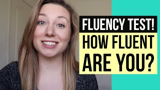 Download YOU KNOW YOU'RE FLUENT IN ENGLISH WHEN... (fluency quiz! test your English!!) Video
