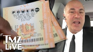 Download Powerball Warning From Kevin O'Leary of 'Shark Tank' | TMZ Live Video