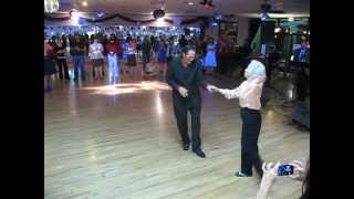 Download 90 year old woman walks onto the dance floor but no one expected this... Video