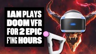Download Let's Play DOOM VFR - Epic 2 hour DOOM PSVR stream! Video